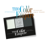 Triumf CTE-22 Тени для век TRIO COLOR EMPIRE