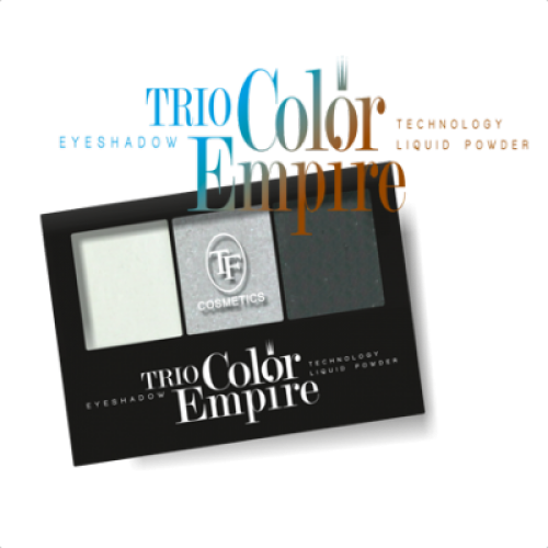 c678cd89b Triumf CTE-22 Тени для век TRIO COLOR EMPIRE купить дешево. Цена ...